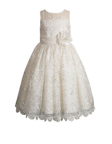 06247269e Girls 2-6x Alexandra Flower Girl Dress | Lord and Taylor | Weddings ...