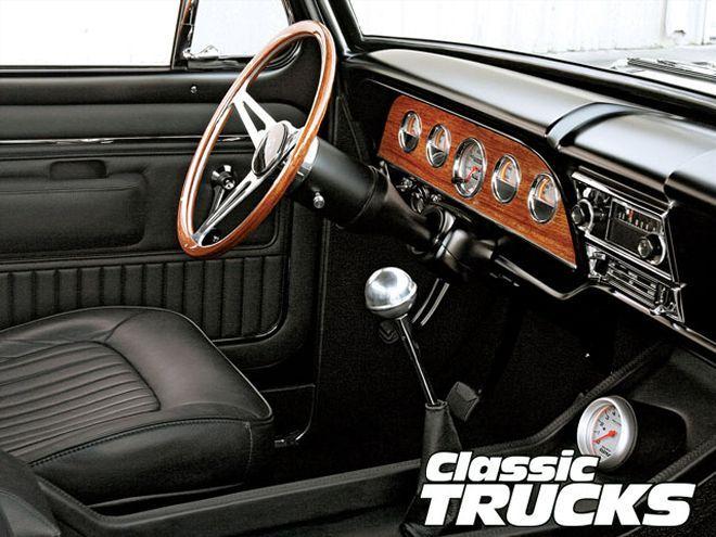 1968 Ford F 100 Classic Trucks Magazine Classic Trucks Magazine Classic Trucks Ford Trucks