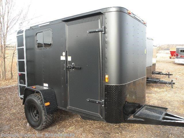 Cargo Trailer Camper For Sale
