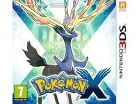 Pokémon X (N3DS) #Ciao