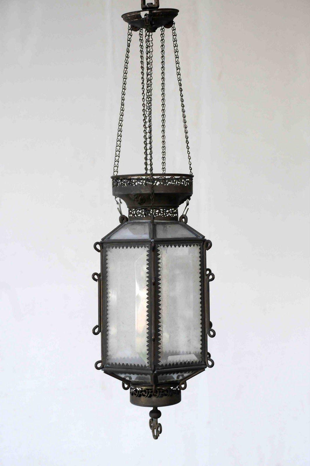 Desain Lampu Rumah Bergaya Vintage Lampu Gantung Gambar 2