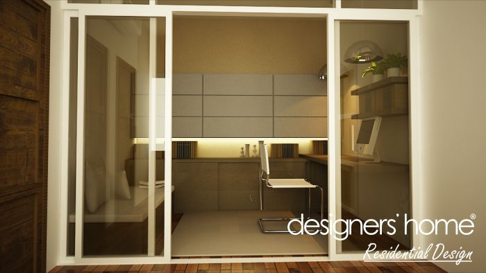 Malaysia interior design terrace house by designers home for Interior design malaysia
