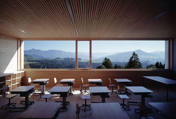 cukrowicz.nachbaur architekten | classroom | pinterest | architekten, Innenarchitektur ideen
