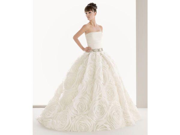 Vestido de novia de Aire Barcelona