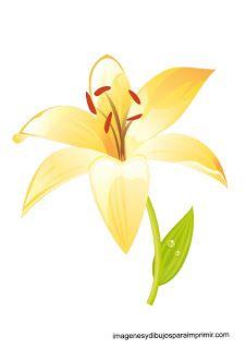 flores en laminas para imprimirImagenes y dibujos para imprimir