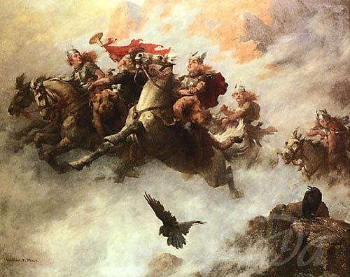 Images Norse Valhalla | Mythology in Movies: The Norse | On the ...