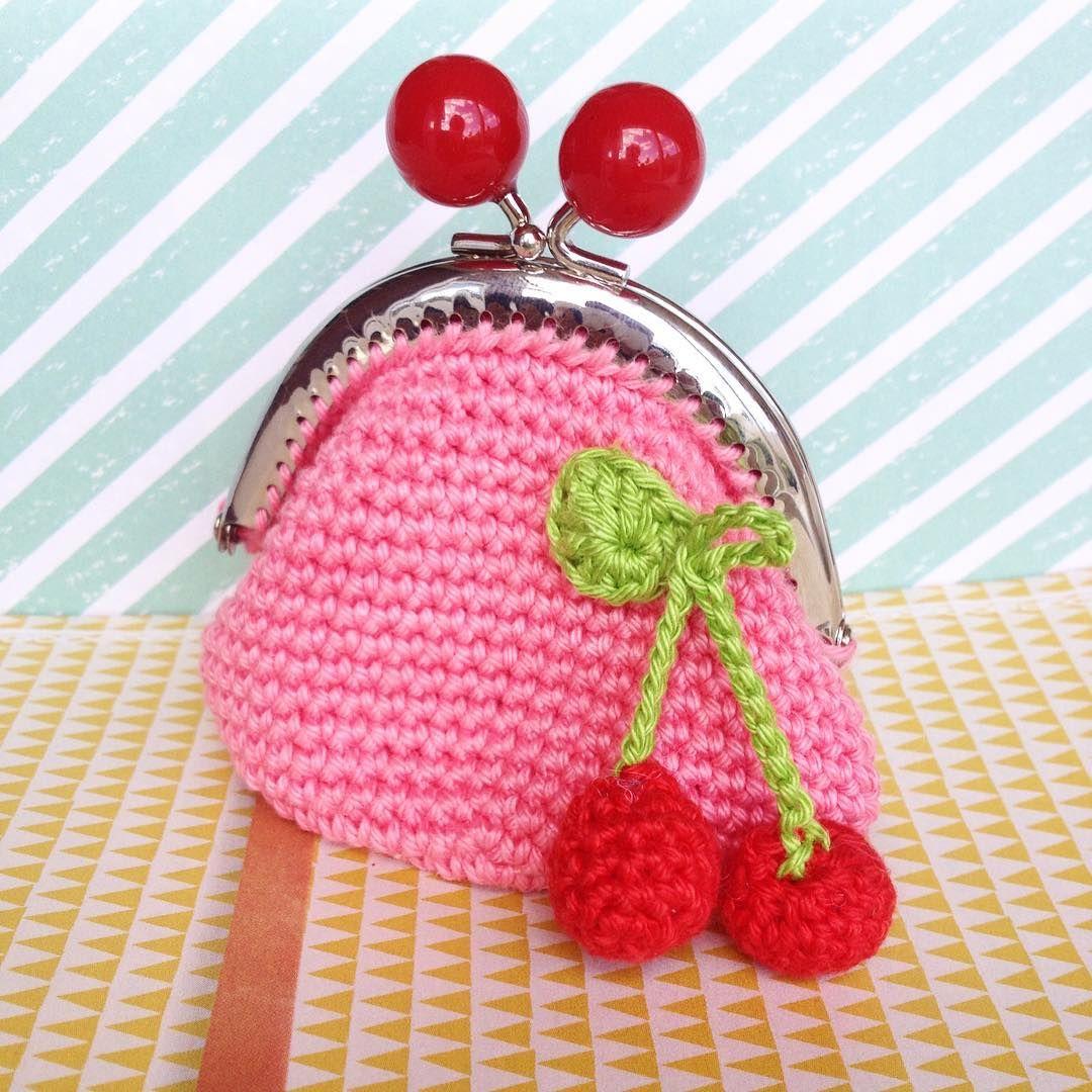 Portemonnee... #crochet #haken #hækle #hakle #hakeniship ...