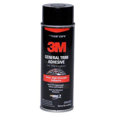 3M General Trim Adhesive, 18.1 oz, Multicolor