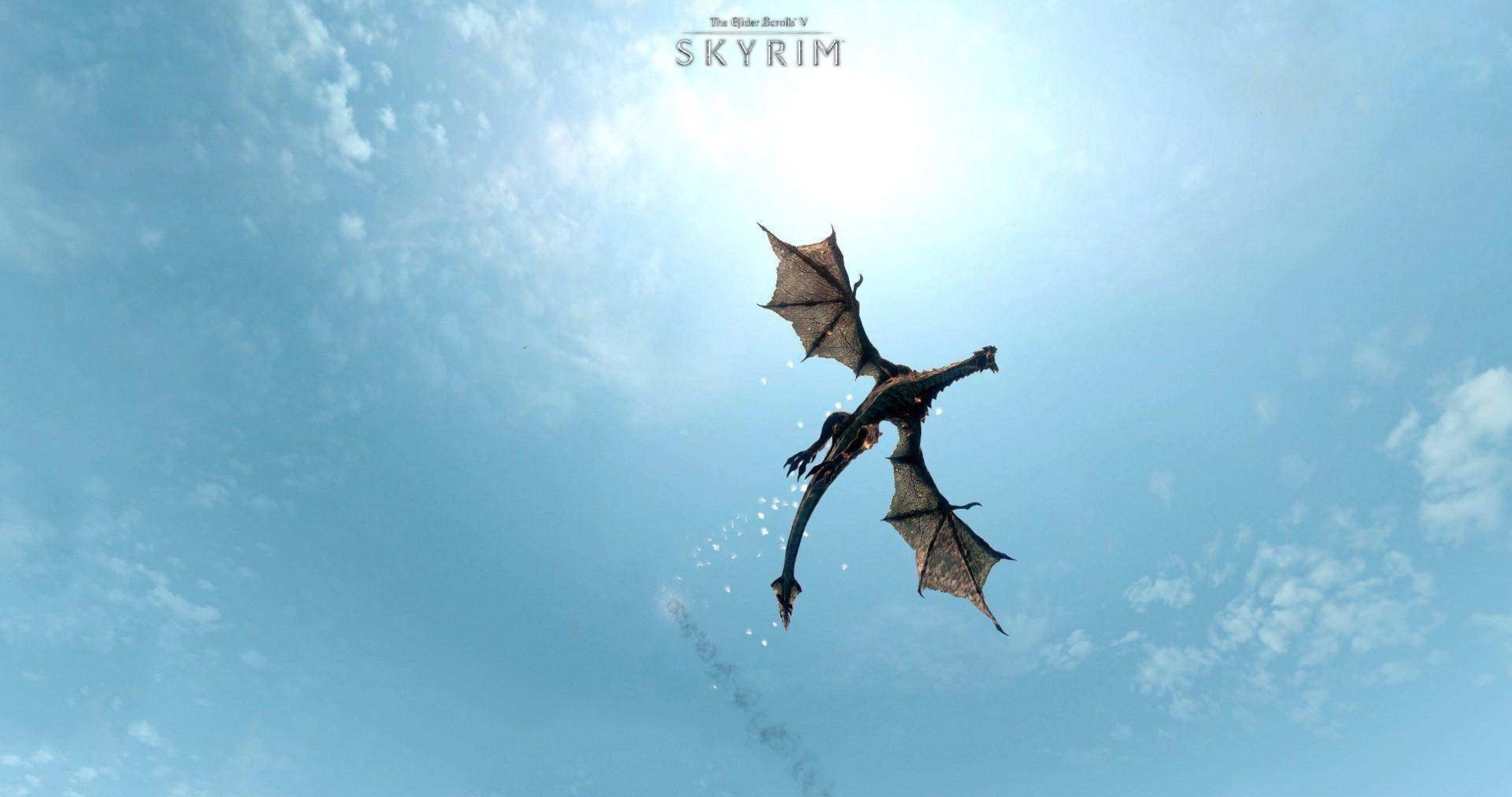 The Elder Scrolls V Skyrim 4k Ultra Hd Wallpaper Ololoshenka