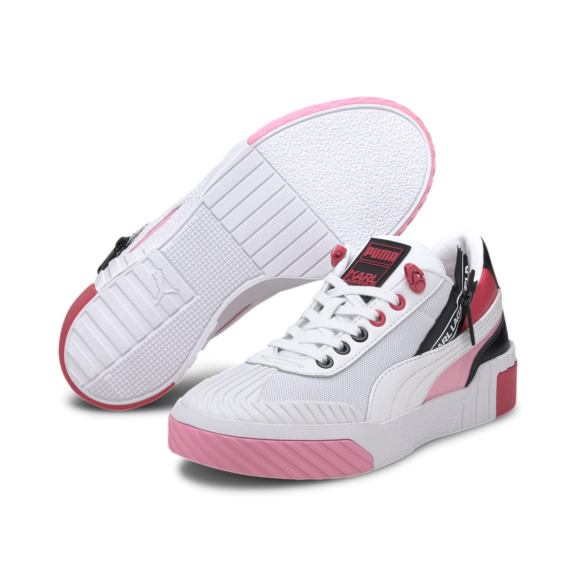 PUMA x Karl Lagerfeld Cali Women's Training Shoes in White ...