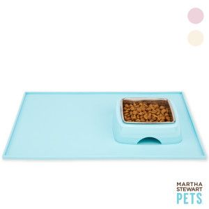 Martha Stewart Silicon Feeding Mat Feeding Mats Bowls Feeding Accessories Petsmart Martha Stewart Pets Dog Bowl Mat Spoiled Puppy