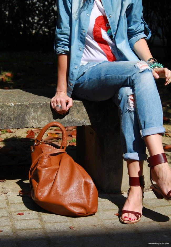 Photo of Look cuidado con pantalones rotos