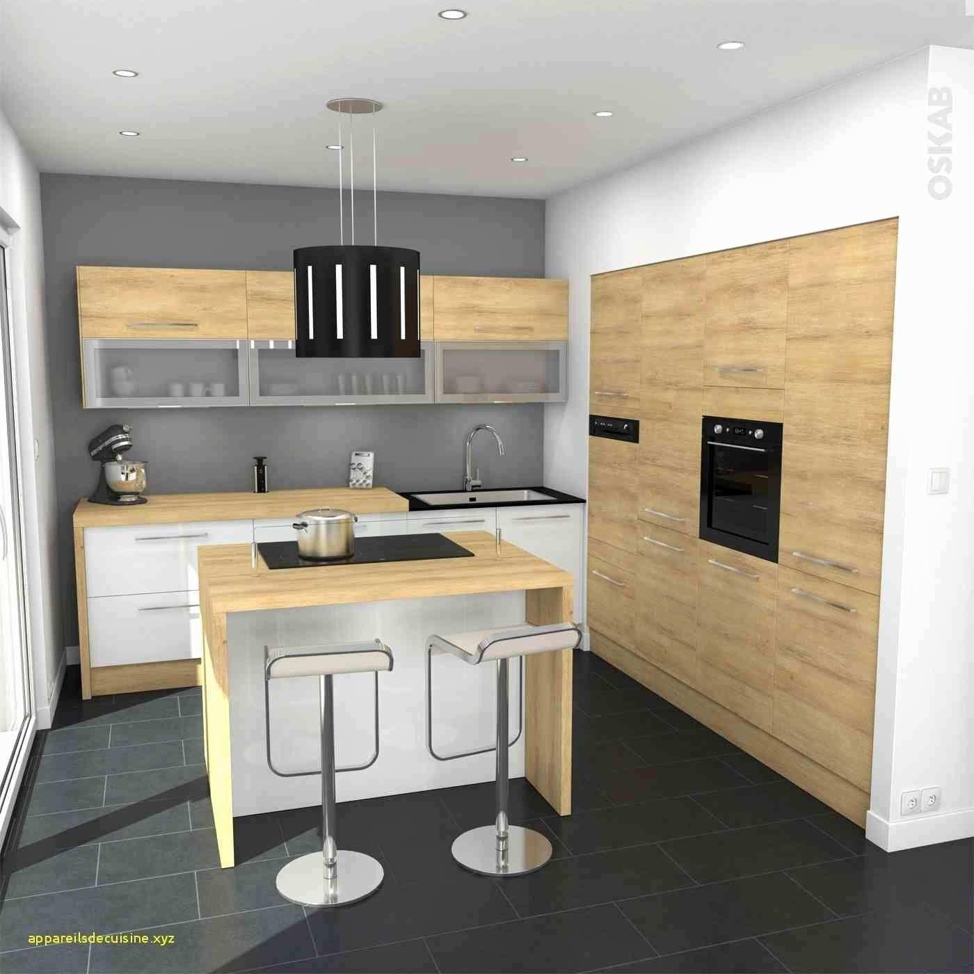 best of ilot central cuisine dimension  meuble cuisine