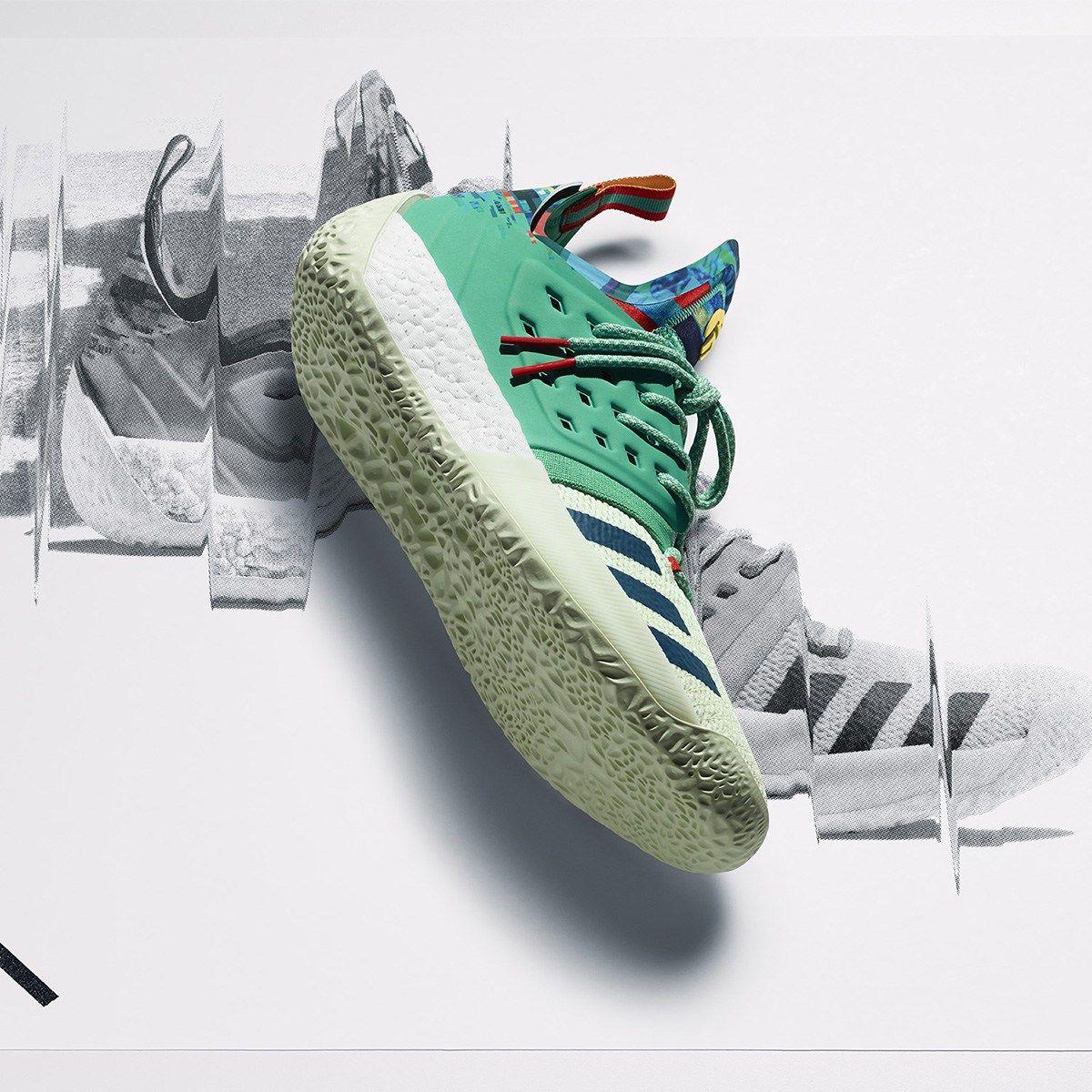adidas harden 2 scarpa rivista basket