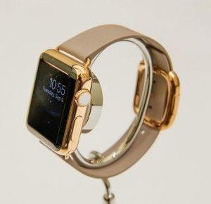Apple no podra vender su reloj en Oro