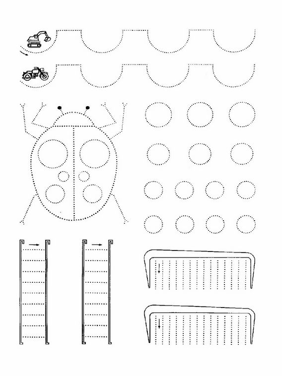 Actividades para niños para imprimir Unir puntos preescolares 40 ...