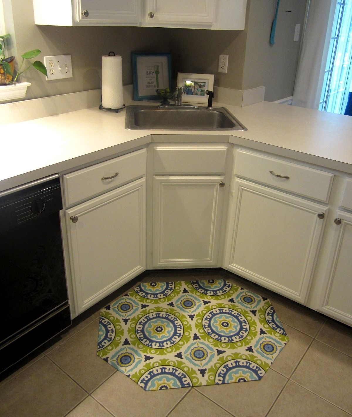 Love This Corner Sink Corner Sink Kitchen Kitchen Sink Design Kitchen Rugs Sink