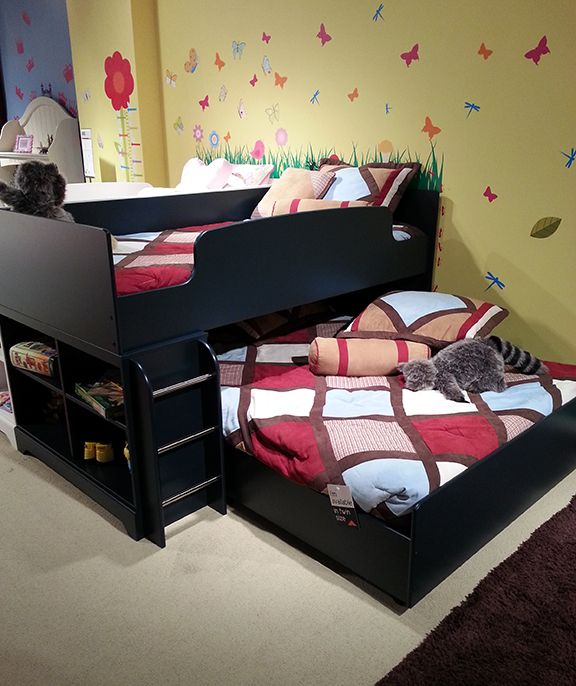 Fun New Youth Bunk Bed By Ashley Furniture