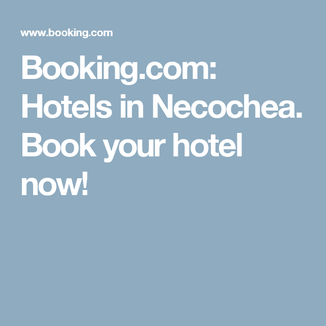 Booking.com:  Hotels in Necochea.  Book your hotel now!