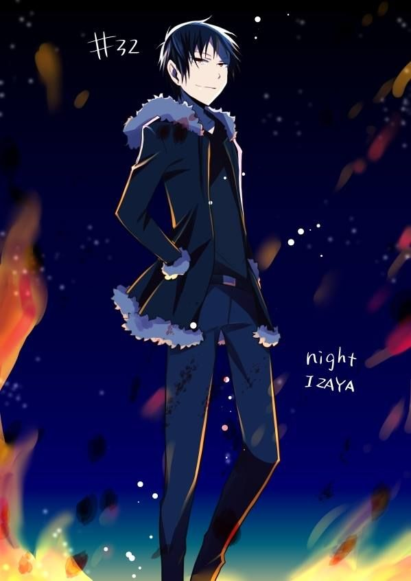 By Kuuu Uuuu Drrr The Information Broker Anime Guys