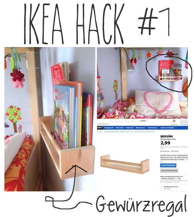 Home improvement ikea hacks mamimade kinderzimmer for Kinderzimmer hacks