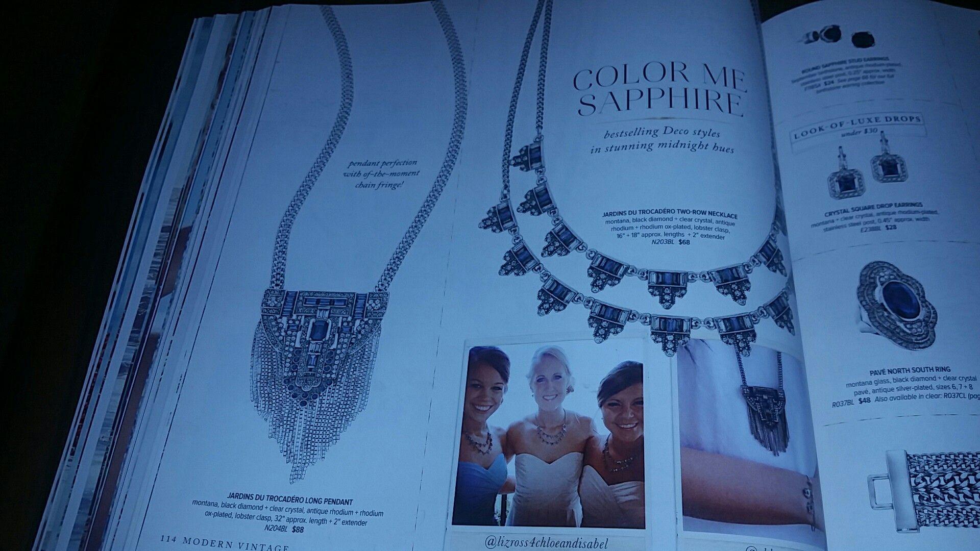 Color me Sapphire