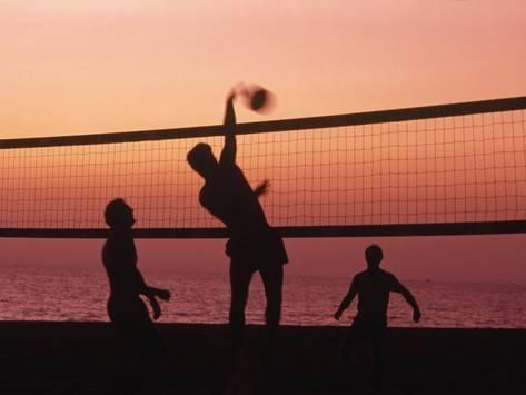 Sunset Beach Volleyball Photographic Print Mitch Diamond Art Com In 2020 Beach Volleyball Volleyball Photography Volleyball Pictures