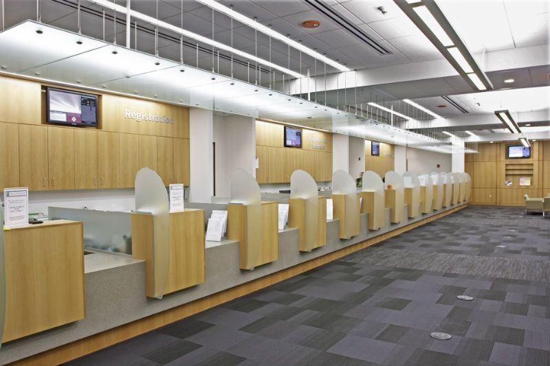 Custom Cabinets | Casework | Laminate | Chicago | Illinois ...
