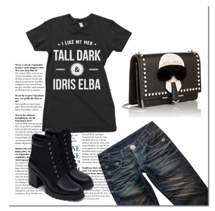 Style Inspiration feat. our Tall Dark & Idris Elba Tee: http://bit.ly/1TkdUX0 - http://ift.tt/1HQJd81