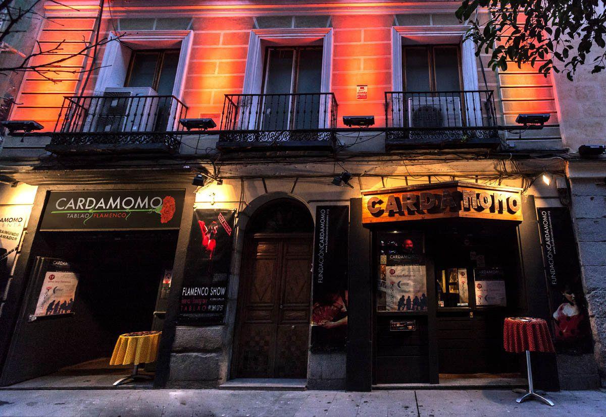 Tablao Flamenco Madrid Tiendas Antiguas Tablao Flamenco