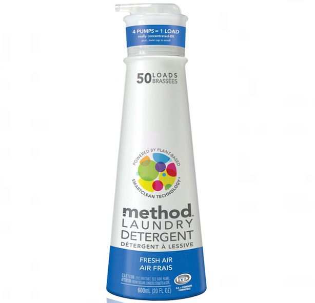 Method Naturally Derived 8x Concentrated Laundry Detergent Fresh