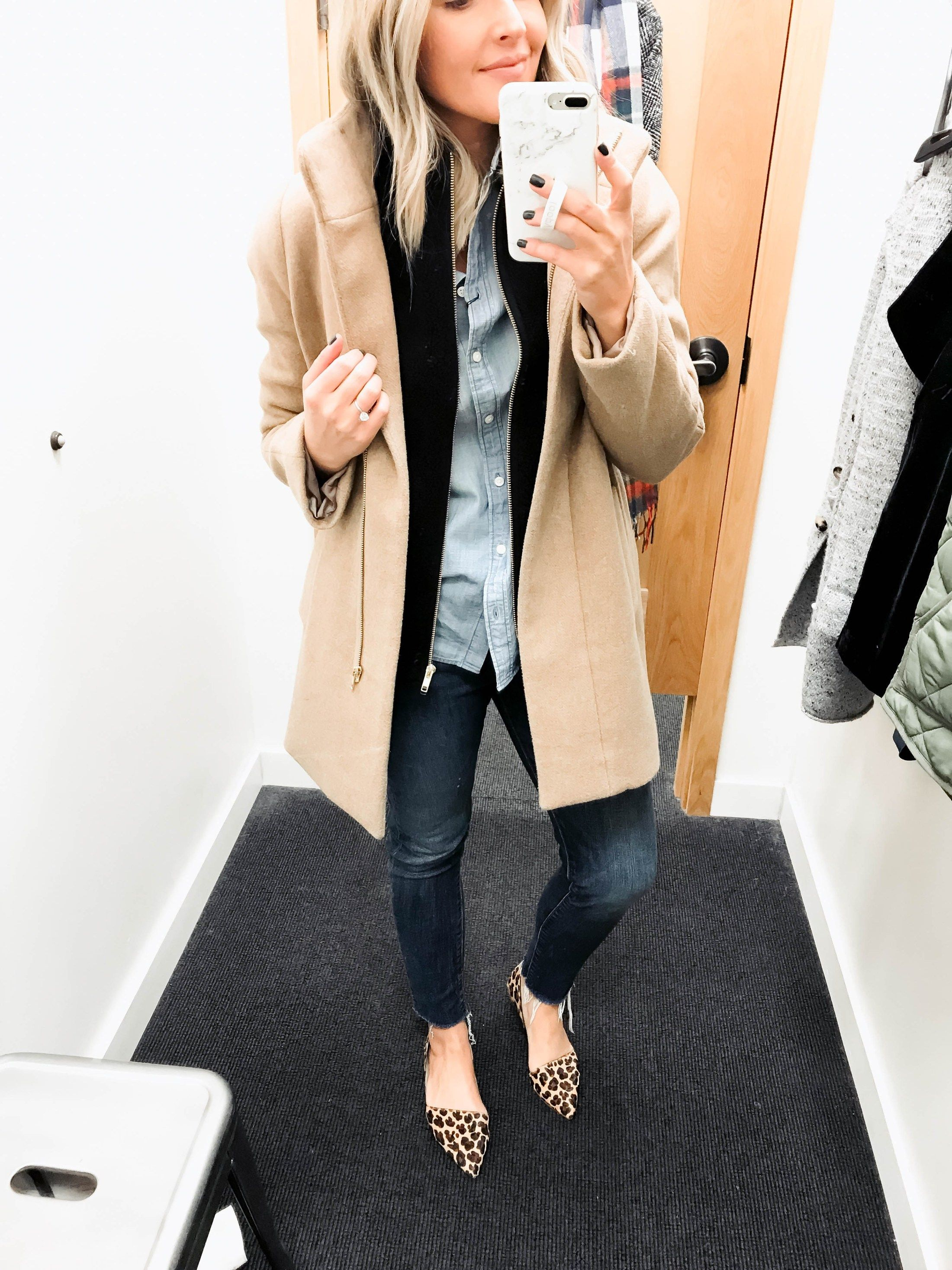 J. Crew Factory Try On - Fall 2018