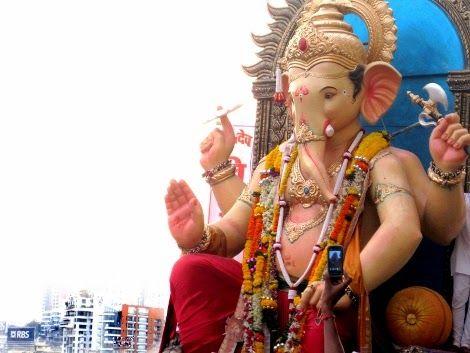 Happy ganesh chaturthi ganpati idol pinterest ganesh happy happy ganesh chaturthi altavistaventures Images