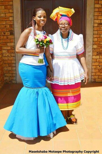 Makoti Pedi Bride South African Traditional Wedding Masetshaba Motsepe Photography