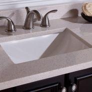 St Paul Custom Vanity Tops At The Home Depot Diy Bath Remodel