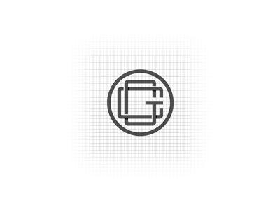 GC Monogram | Logo & Logotypes | Monogram, Monogram logo, Logos