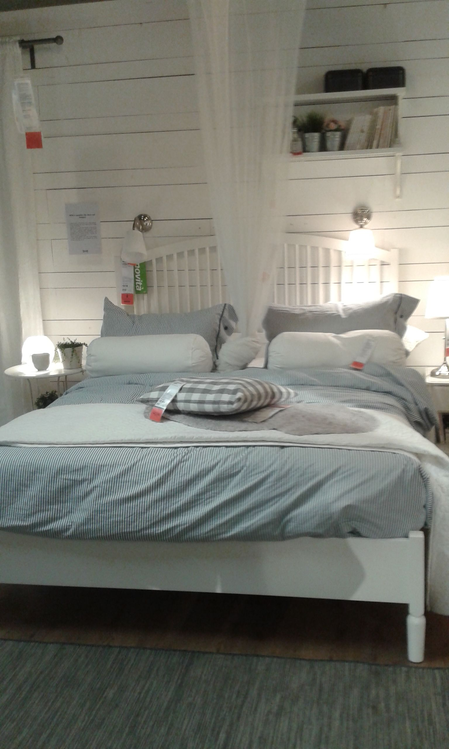 camera da letto IKEA | House | Camera da letto ikea, Letto ...