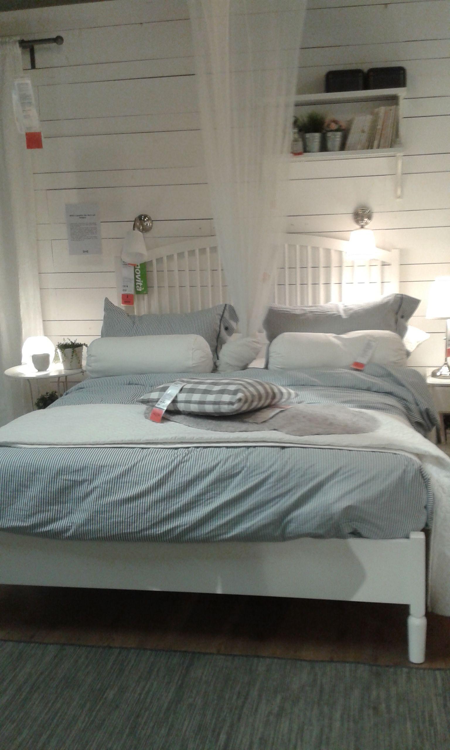 camera da letto IKEA | House | Camera da letto ikea, Letto ikea e ...