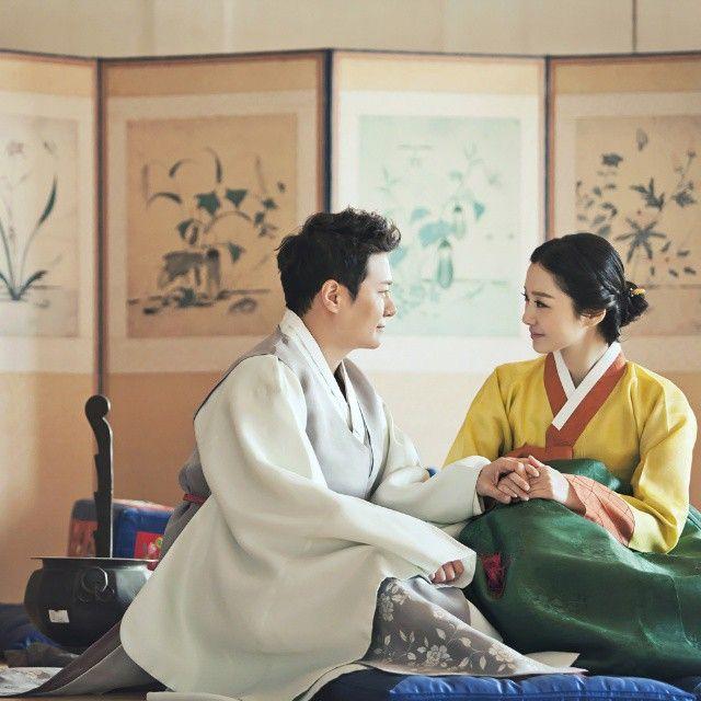 Wedding Korean Star: 15 Photos Of Korean Celebrity Couples Wearing Hanbok For