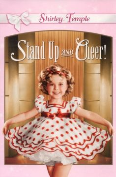 20th April 1934: Child actress Shirley Temple's first major movie, Stand Up and Cheer, was released to New York theaters on this date. It was the beginning of the most-successful child actor's career in the history of Hollywood.