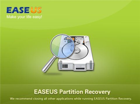 EaseUS Partition Recovery 8 5 Crack And License Code