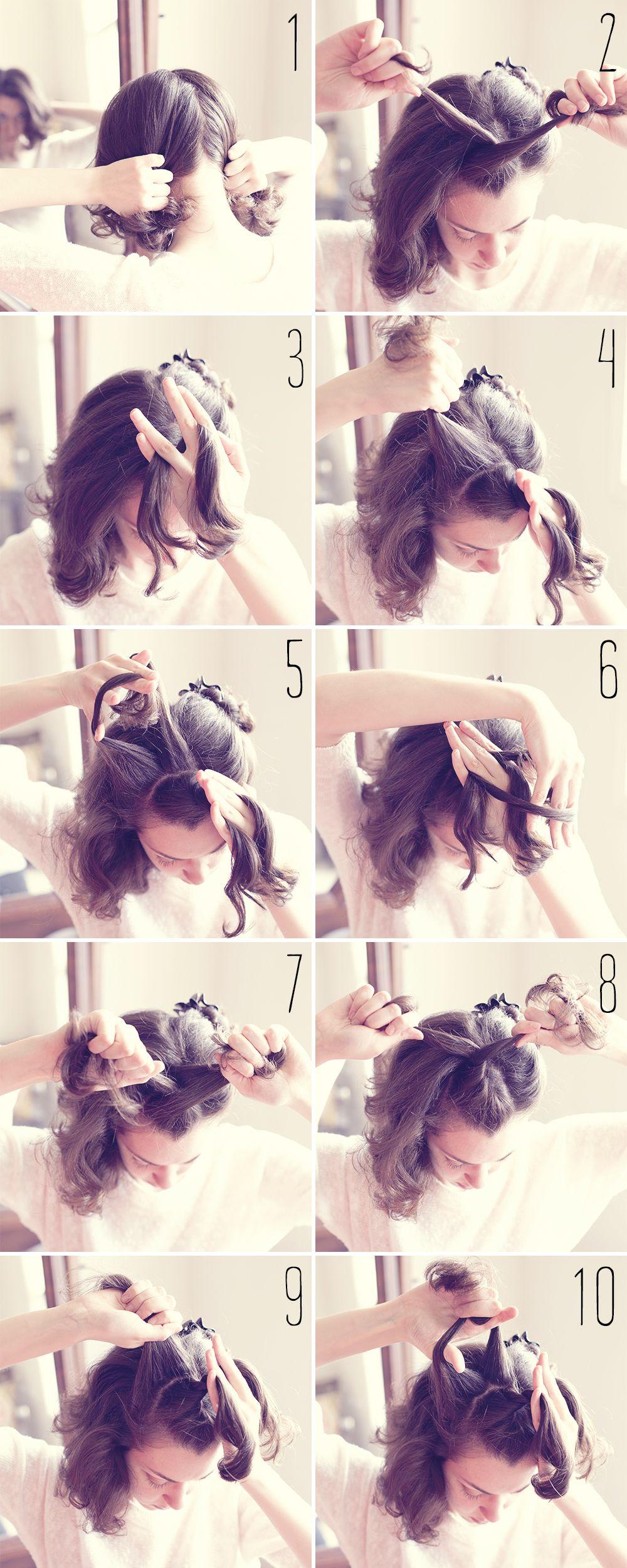 Miraculous Pinterest The World39S Catalog Of Ideas Hairstyles For Women Draintrainus