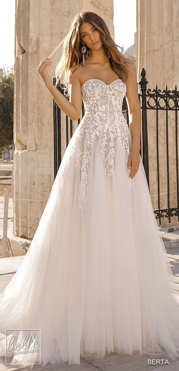 Photo of BERTA Wedding Dresses Fall 2019  Athens Bridal Collection BERTA Wedding Dresses …