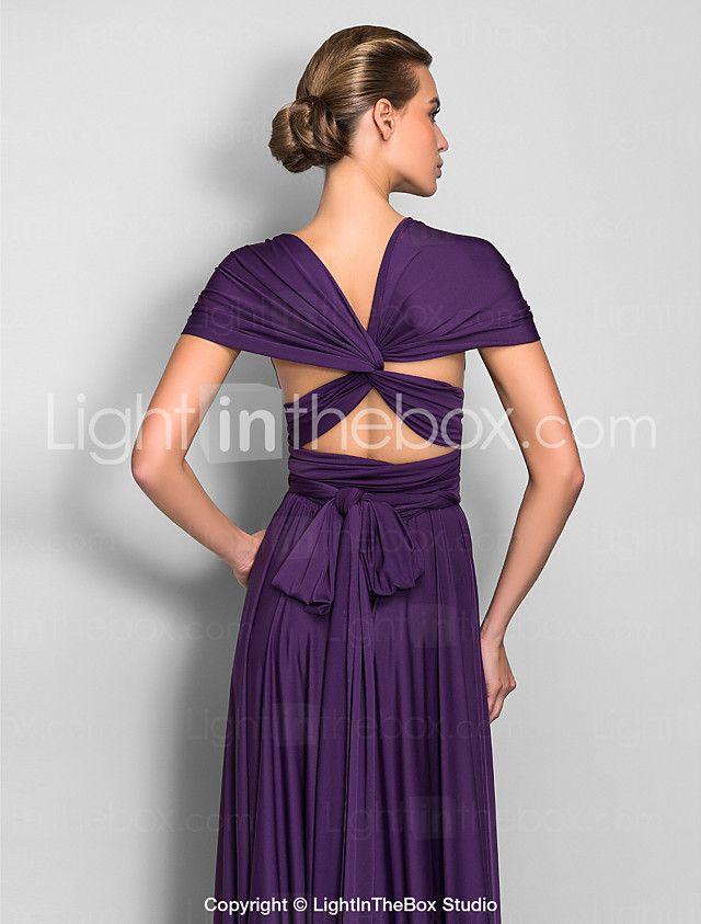 Excepcional Partido Del Vestido De La Dama De Honor Fea Modelo ...