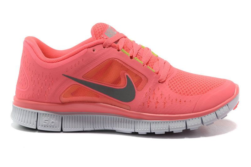 sale retailer aa71e 734db  NIKE FREE RUN+3 5.0 woman s shoes pink