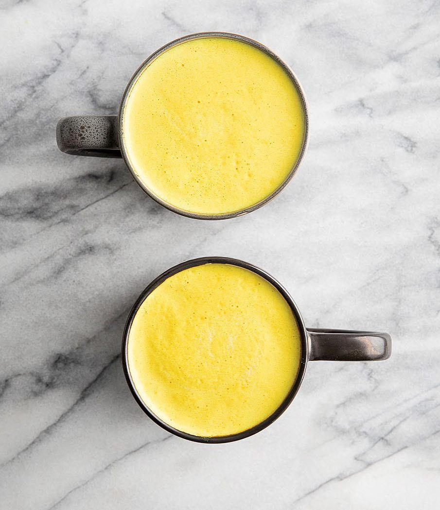 Golden Latte - Pinned By Www.youngandmerri.com
