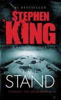 The Stand by Stephen King. The apocalypse has never been more popular. Find out what happens when 99 perfect of the population is wiped out and who will emerge as a leader in this new world. #summerreads #summerreading #dystopia