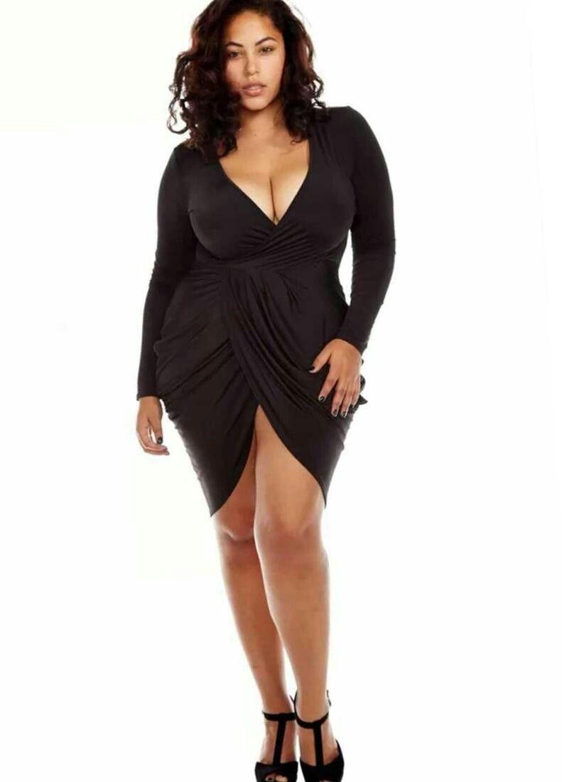 Femmes De Grande Taille, Vêtements Grande Taille, Modèle, Ps, Robes De Club dc79a52c7b06