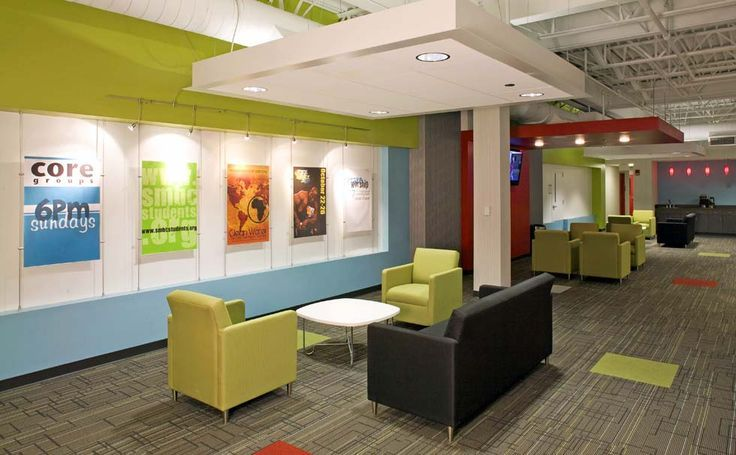 Cool Youth Group Room Designs