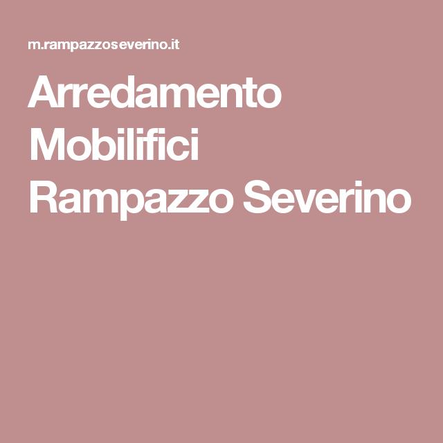 Beautiful Mobilifici Rampazzo Severino Contemporary - Idee ...
